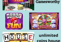 house of fun casino game
